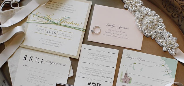 Wedding Stationery Kent Wedding Invitation Printing